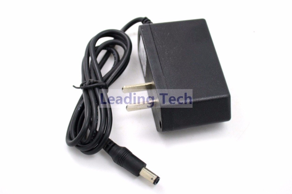 Power Supply <font><b>3V</b></font> 1A AC <font><b>Adapter</b></font> for DIY with US-Standard Plug image