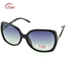 = SCOBER = Black And Leopard Butterfly Women Classic fashion Fishing Driving Uv400 Uv100% Navigation Sunglasses With Test Card