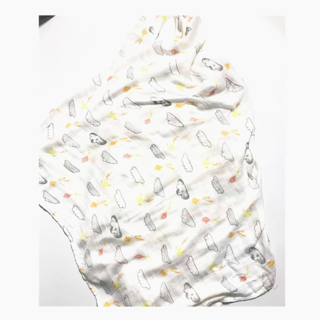Baby Printed Swaddle Wraps