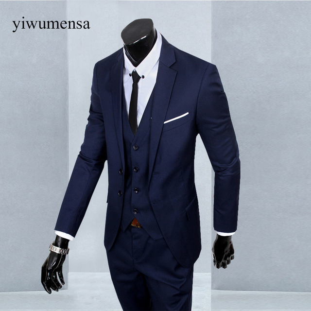 YWMS 471 2018 Latest Coat Pant Designs Beige Men Suit Prom Tuxedo ...