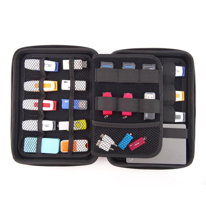 Capacități mari pentru gadget-uri electronice Accesorii pentru - Organizarea și depozitarea în casă - Fotografie 3