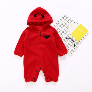 MUQGEW Baby Costume Girls 2018Toddler Infant Baby Girls&Boys Hooded Romper Jumpsuit Halloween Outfits Clothes Baby Rompers