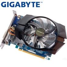 Placa de vídeo gigabyte, gtx650 para nvidia geforce gtx 650 1gb gddr5, 128bit, placas vga, usada, placas de vídeo dvi, hdmi original