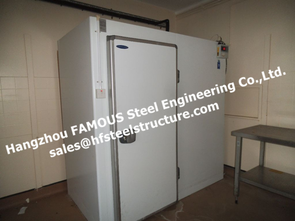 Used Freezer Insulated Panels : Thermal insulated sandwich panel used in walk freezer