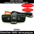 Promotion Sony CCD Special Car RearView Reverse backup Camera rearview reversing night vision for SUBARU Forester /Impreza Sedan