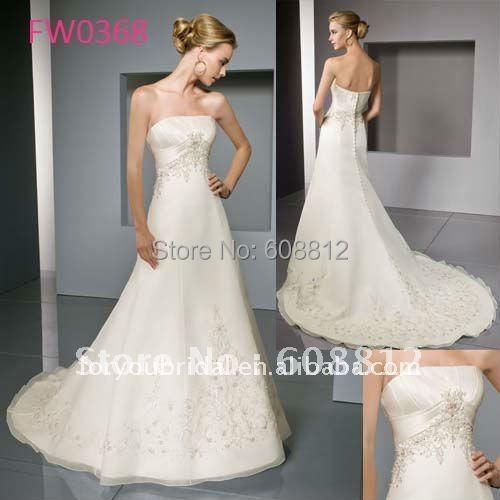 2011 Vestido De Novia de los clientes - Compras en línea 2011 ...