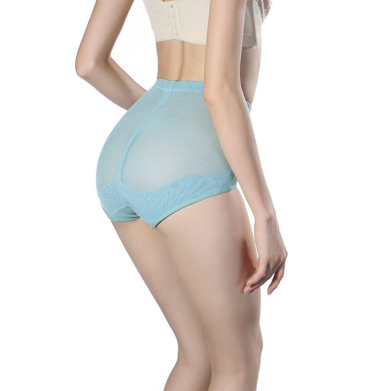 2019 Lady Shapewear Sexy Control Panties Women High Waist Briefs Cueca Calcinhas Shorts Transparent Underpants Abdominal Panty