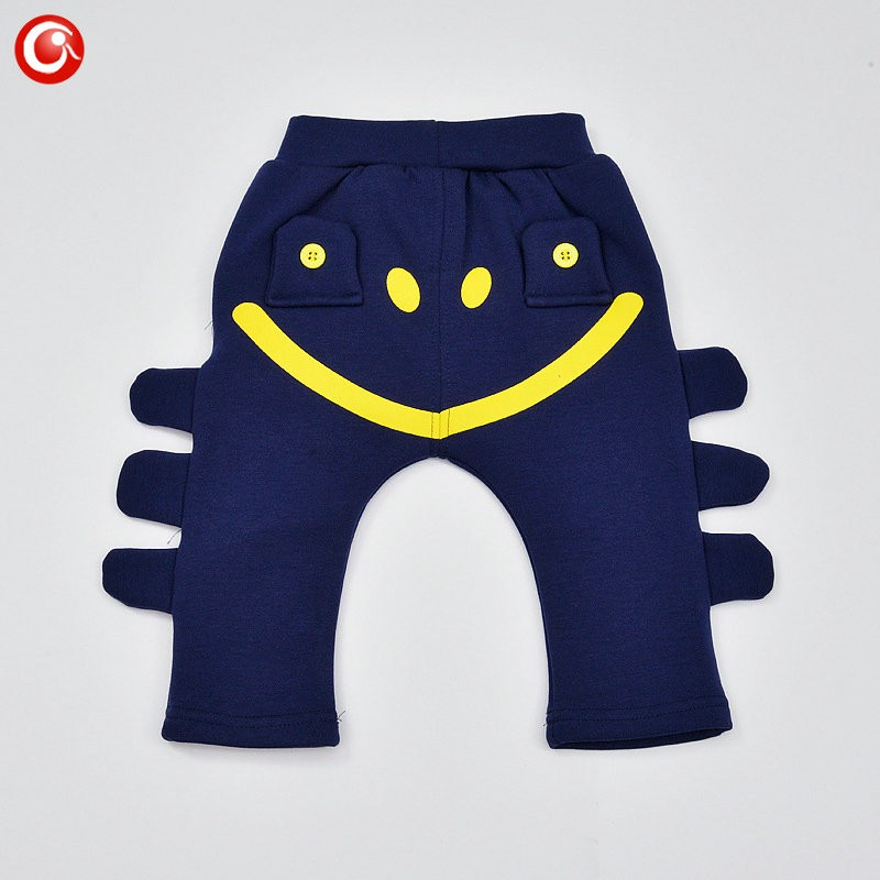 7-24M Baby Winter Tights For Boys Warm Plushed Kids PP Pants For Girls Infantil Bebes Thicken Trousers Clothes 2016  (33)