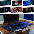 Multi Prints 895*395*2MM Extended Pro Large Game Mouse Pad Rubber Waterproof Desk Mat for Tablet PC Laptop Computer Keyboard