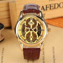 Mechanical Men Watch Top Brand Wristwatch Men Automatic Self Wind Clock Male Fashion Leisure Leather Strap reloj hombre big dial top luxury brand automatic mechanical watch men s sports self wind wrist watch leather strap fashion clock male new