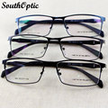2016 New Full Rim Male Memory Titanium Alloy Super Light Stainless Steel Glasses 3 Colors Prescription 984 Optical Frame Eyewear