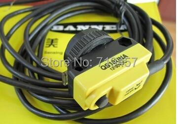 Livraison gratuite QS18UNA capteurs à ultrasons, commutateur de capteur de contrôle de niveau de liquide