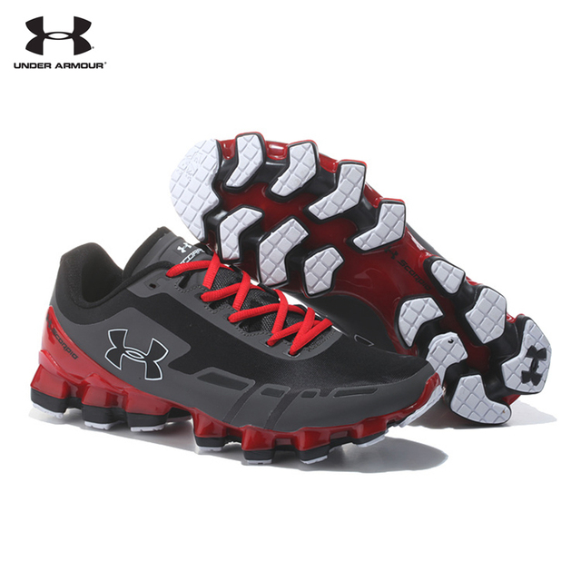 e0a06ba1d48 Under Armour Men s UA Scorpio Full Speed Cross-Country Running Shoes  Lightweight Male Sport Cushioning jogging Sneakers 40-45