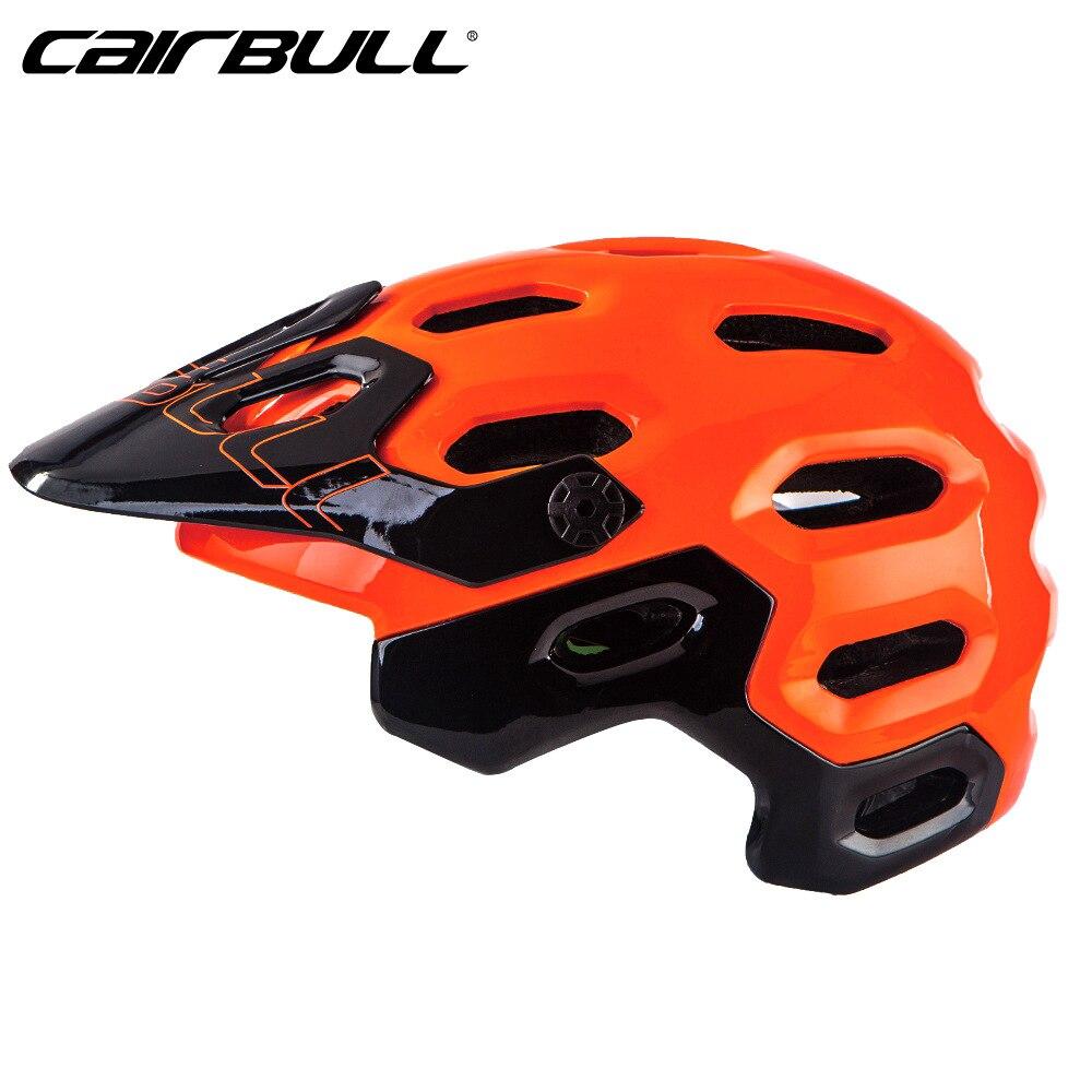 CAIRBULL, новинка, велосипедный шлем, MTB, вниз, холм, велосипедные, спортивные, защитные, сверхлегкие, для женщин и мужчин, внедорожный, горный вел...