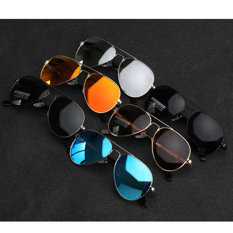 742e7e6ba5 ... High Quality HD Polarized UV400 kids Sunglasses Classic Brand boy s  oculos de sol girl s small size ...