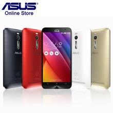 """100% Оригинальные Asus Zenfone 2 ZE551ML 4 ГБ оперативной памяти 32 ГБ ROM мобильный телефон 5.5 """"Intel Quad Core 1920*1080 FDD LTE 13MP 1.8/2.3 ГГц NFC"""