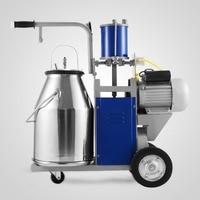 Electric Milking Machine For Farm Cows W/Bucket Goats Pioton 0.04 0.05Mpa HOT