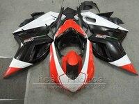 Мотоцикл Новый обтекатель кузова Комплект для Ducati 848 1098 1198 2007 2011 черный красный белый Обтекатели 848 1198 07 11 AS40