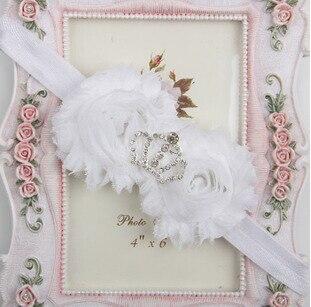15 цветов инструмент для укладки императорская корона ободки аксессуары для волос для детей делают их модными милыми - Цвет: 3 white