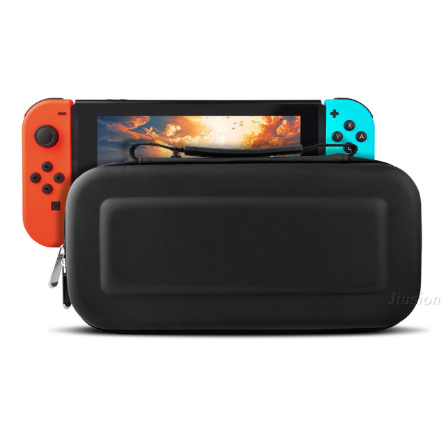 Portable Hard Shell Case for Nintend Switch Water-resistent EVA Carrying Storage Bag for Nitendo switch NS Console Accessories