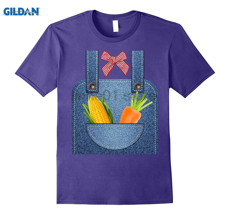GILDAN Hottest Farmer Halloween Costume Ever T-shirt Hot Womens T-shirt glasses Womens T-shirt