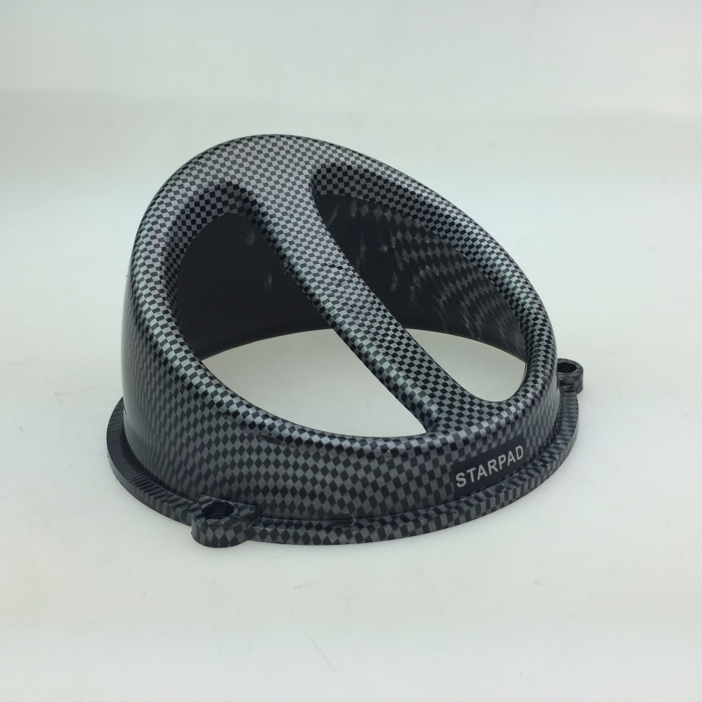 STARPAD For Motorcycle accessories wholesale  for heroic modified scooter modified snout fan cover wholesale,Free shipping