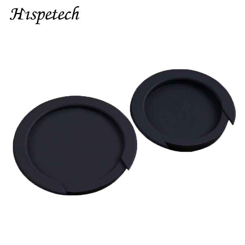Hispetech 38-42 Inches Silicone Acoustic Classic Guitar Feedback Buster Sound Hole Cover Buffer Block Stop Plug Guitar Parts