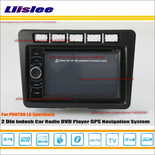 Liislee For Proton L5 Sportback 2012~2013 Car Radio Stereo CD DVD Player GPS NAVI HD Touch Screen Audio Video Navigation System