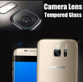 For iPhone 7 Camera Lens Glass protector For Samsung Galaxy S6 Edge Plus S7 edge Screen Protector tempered glass for Flashlight