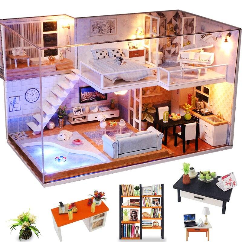 Cutebee Mobili Casa Di Bambola In Miniatura Casa Delle Bambole In