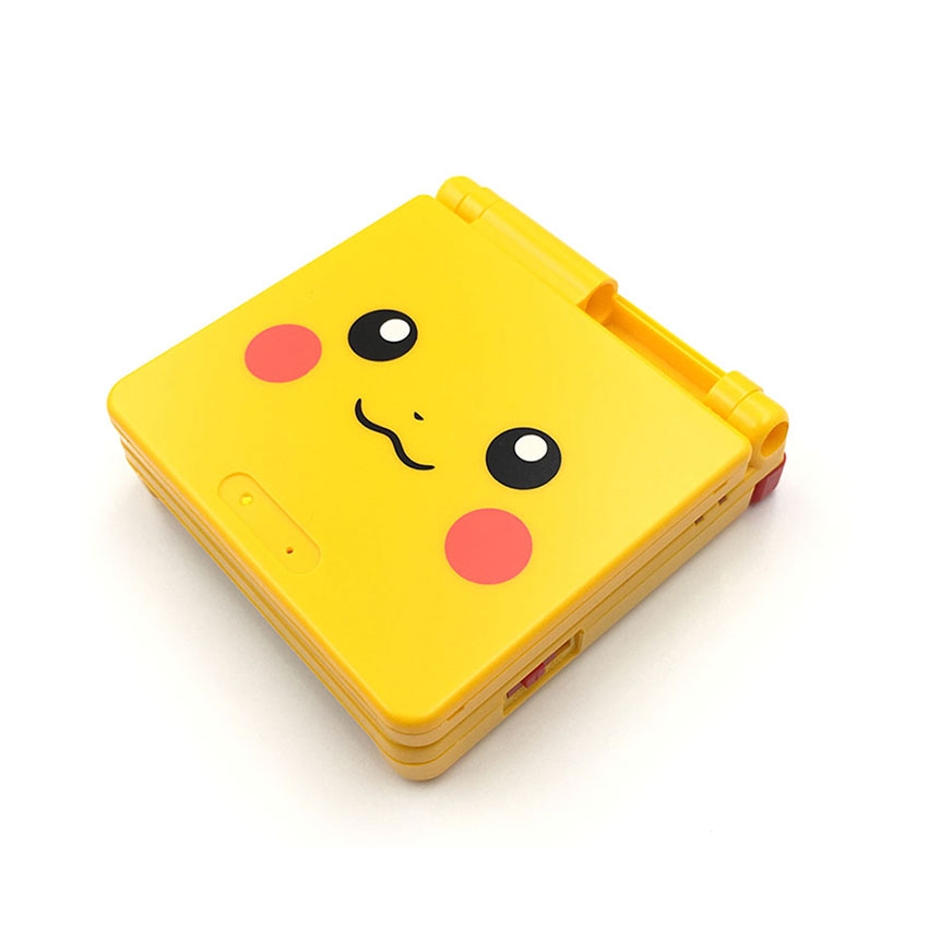 Cltgxdd Cartoon Limited Edition Full Housing Shell For Nintendo For GBA SP Game Console Cover Case For Gameboy Advance SP