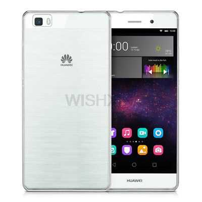 Soft Cases For Huawei P8 Lite 2016 Case Huawei P8Lite Silicone Back Cover Case For Funda Huawei P8 Lite P8lite ALE-L21 ALE L21