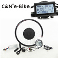 New LCD display 55kph  48v 1000w electric bike conversion kit