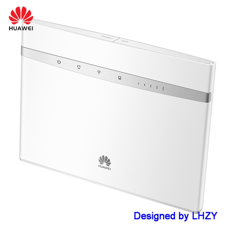 Unlocked Huawei B525 B525s 65a 4G LTE CPE Wifi Router with SIM Card Slot PK B315