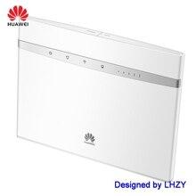Разблокированный huawei B525 B525s-65a 4G LTE CPE wifi-маршрутизатор с слотом для sim-карты PK B315 b528 e5186 e5787