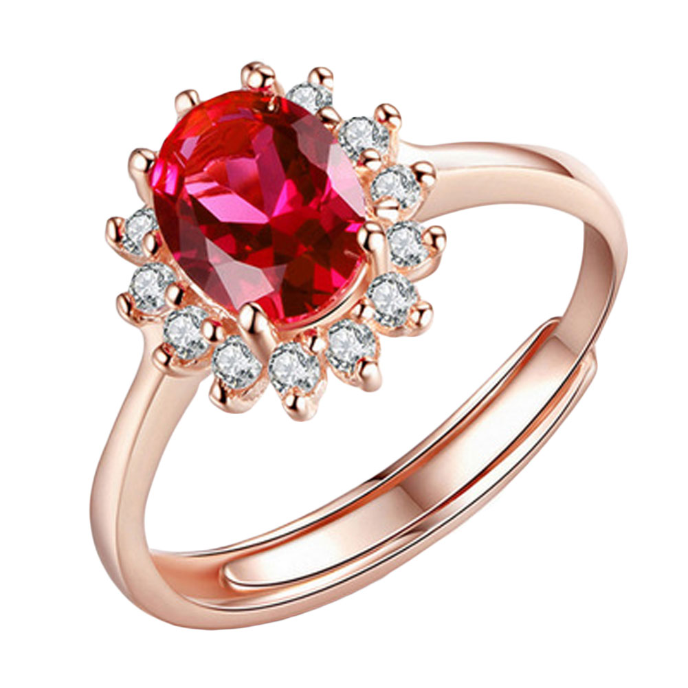 get cheap synthetic ruby ring aliexpress