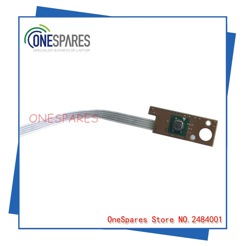 Free Shipping Original For DELL 3542 Series Power switch Button Board ON/OFF 450.00H02.001 original power switch button board with cable for dell m4010 n4030 n4050 n5030 n5020 free shipping