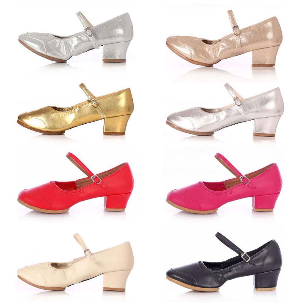 Νέα γυναικεία παπούτσια χορού - Πάνινα παπούτσια - Φωτογραφία 3