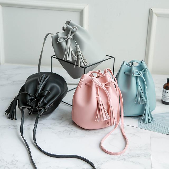 Designer PU Leather Shoulder Bags For Women