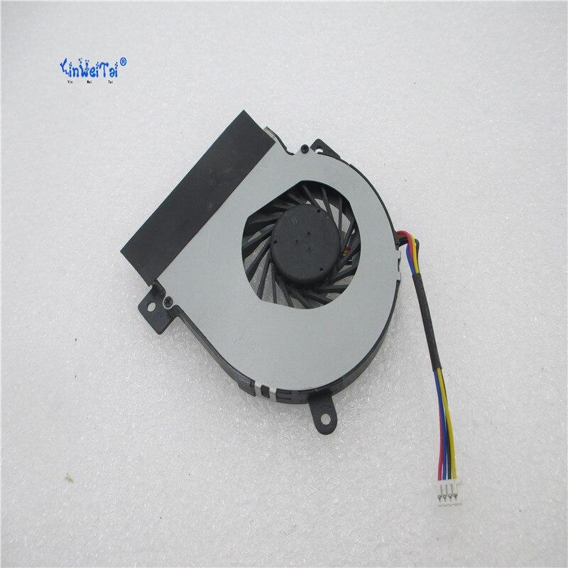 Ordinateur portable cpu ventilateur pour ASUS Eee PC 1215 1215 T 1215 P 1215N 1215B 1215TL VX6 1215CT 1225B 1225U X101H KSB0505HB-AC77 KSB0505HB BK1D