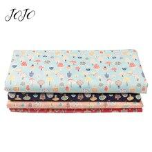 JOJO BOWS 45*135cm Velvet Fabric Soft Colored Mushroom Sheet For Needlework The Cloth Home Textile Garment Sewing Material