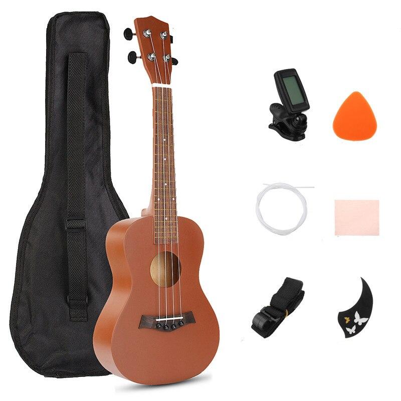 Zebra 23 Guitar Combo 4 Strings Bass Concert Guitar Guitarra Kit Rosewood Ukulele Musical Stringed Instrument