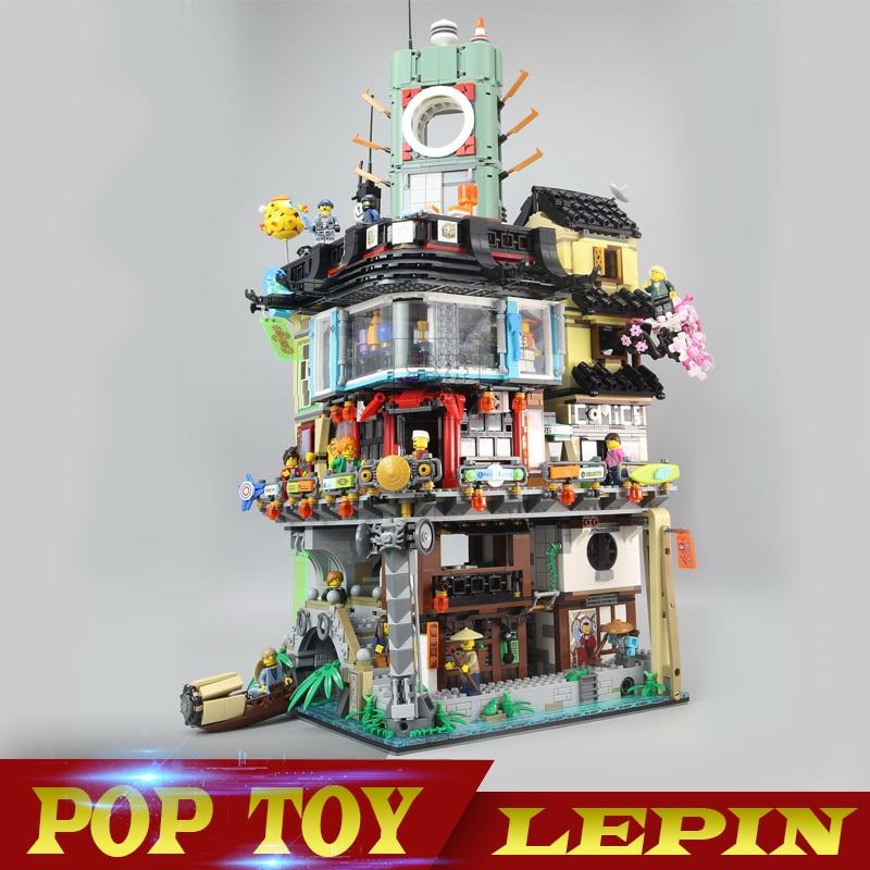 Neue 06066 Ziegel Ninja Meister Film Klassisc Ninjago City Masters of Spinjitzu Building Blocks 06083 3979Bricks Toys 70620