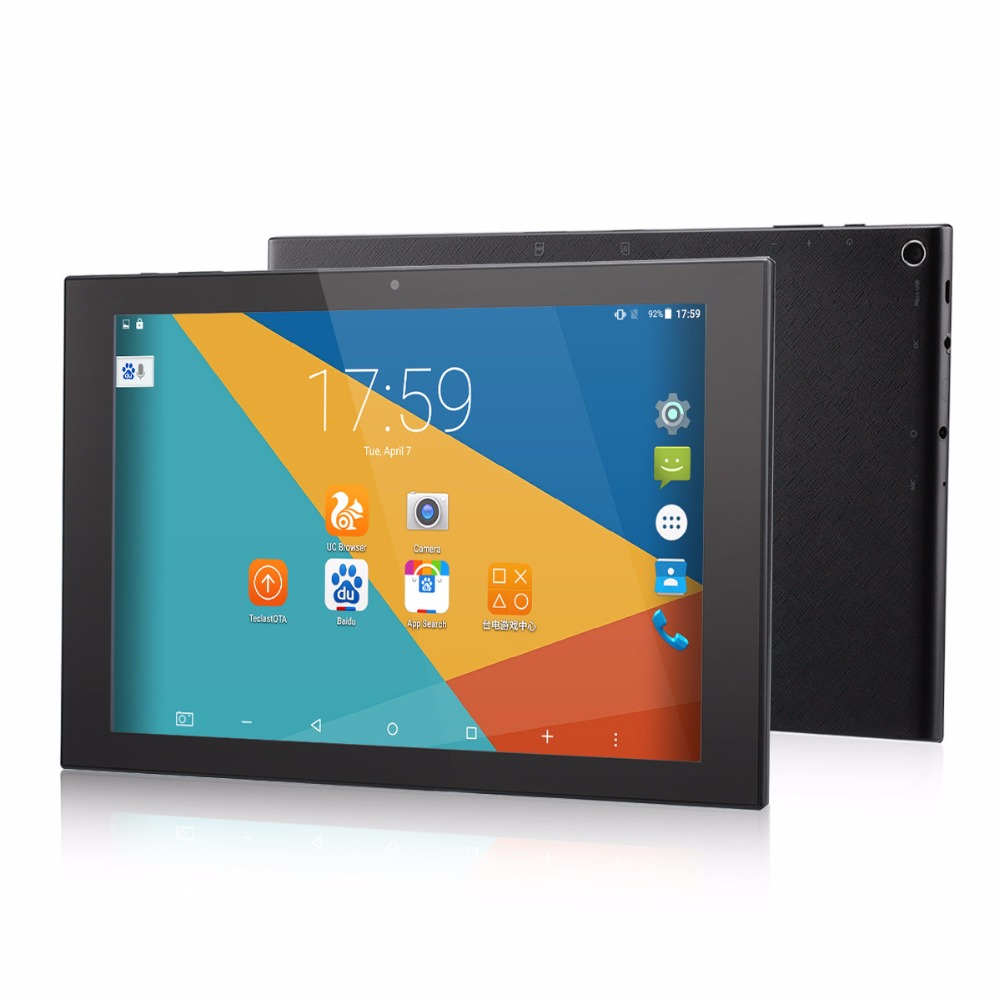 Prix pour Teclast X10 3G Tablet 10.1 pouce MTK8392 Octa base Android 5.1 IPS 1280x800 Écran 1.44 GHz 1 GB RAM 16 GB ROM GPS Tablet PC