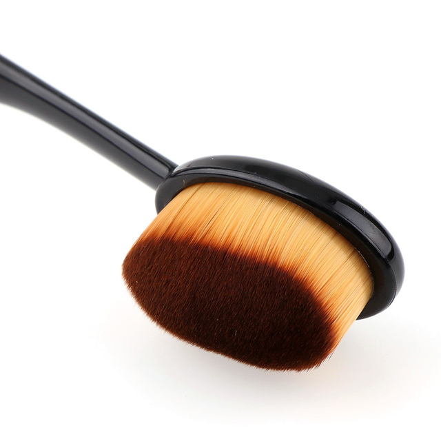 Professional Rose Gold/Black Makeup Brush