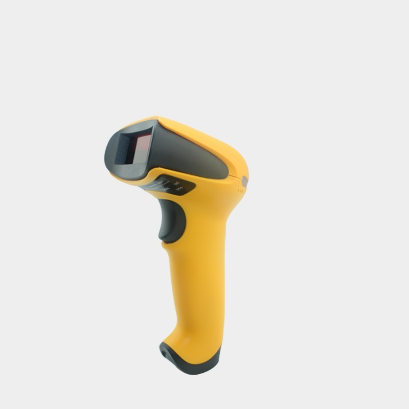 Portable 1D wireless laser barcode scanner with memory pos handheld bar code reader usb port  for supermarket no need driver венто argon 2