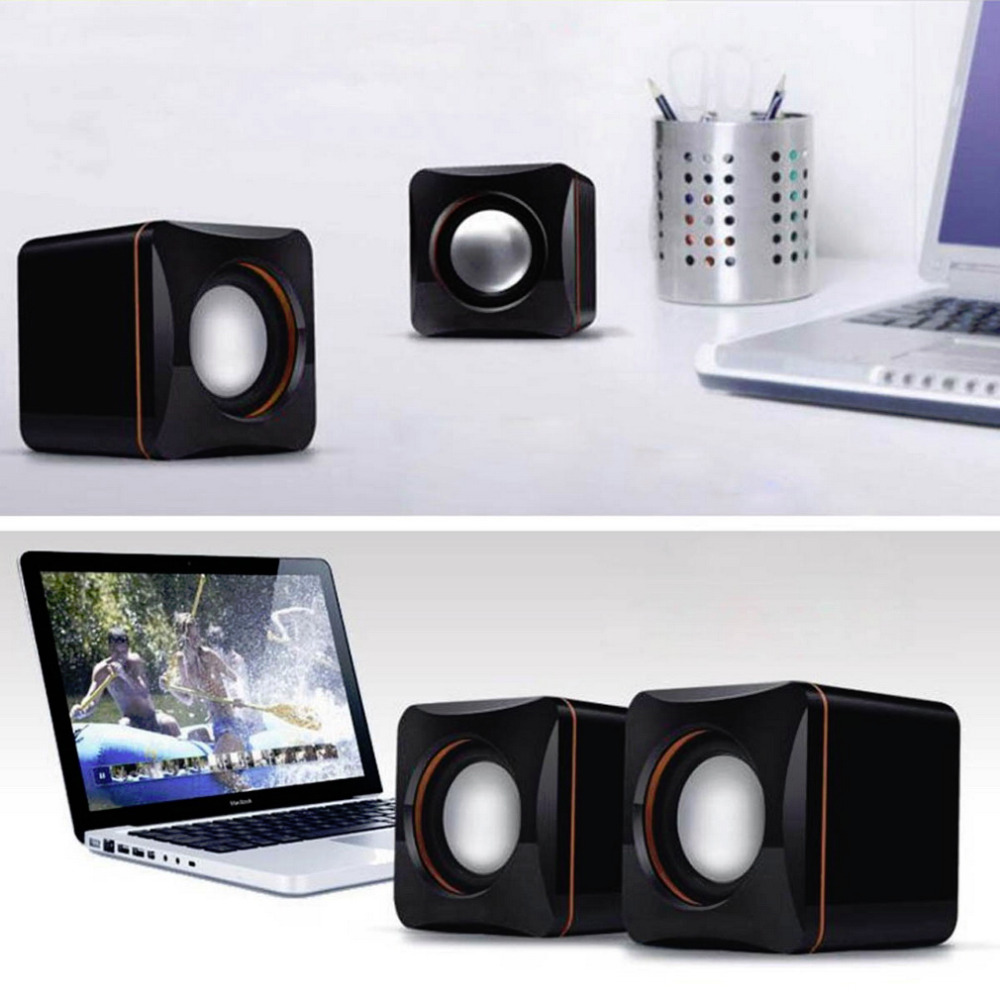 Fine Mini Portable Usb Audio Music Player Speaker For Iphone For Ipad Mp3 Laptop Pc 2016 Hot Sale