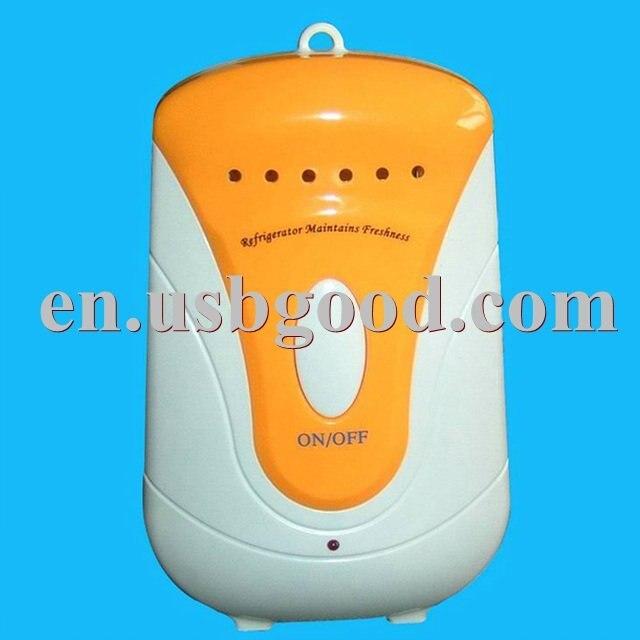 fridge ion generator, fridge ozone generator, Refrigerator Ionizer