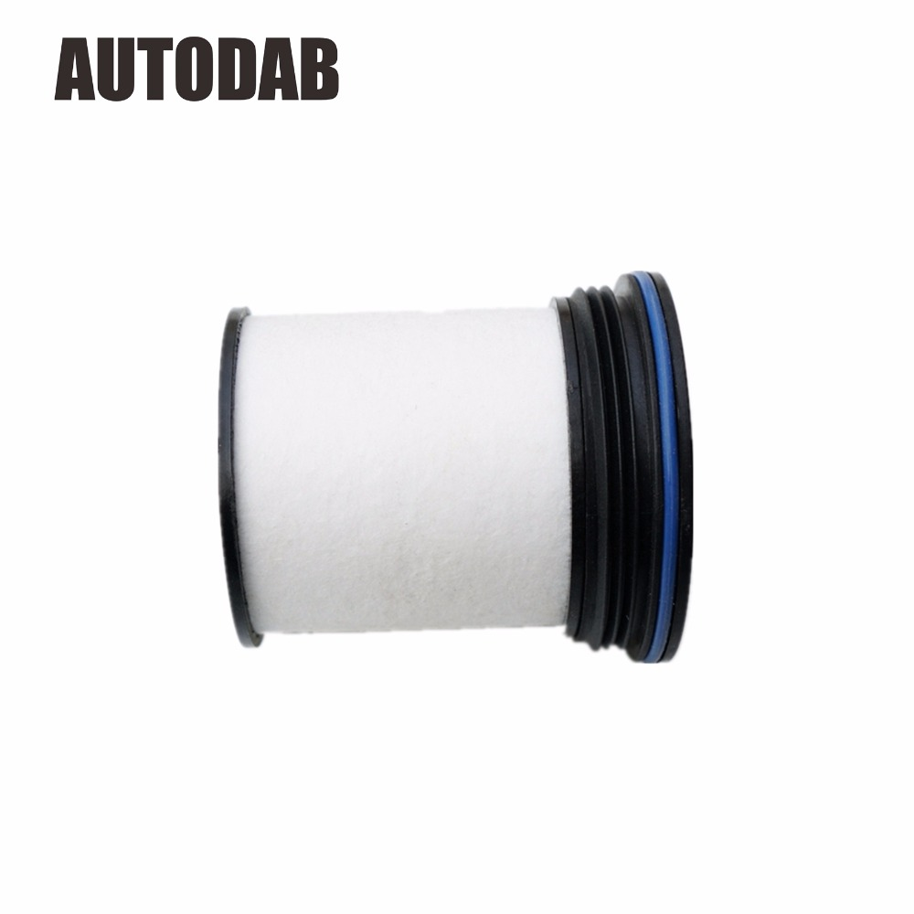 10pcs Diesel filter for 2014 JEEP Grand Cherokee 3 0TD a car fitted two parts 04726067AA