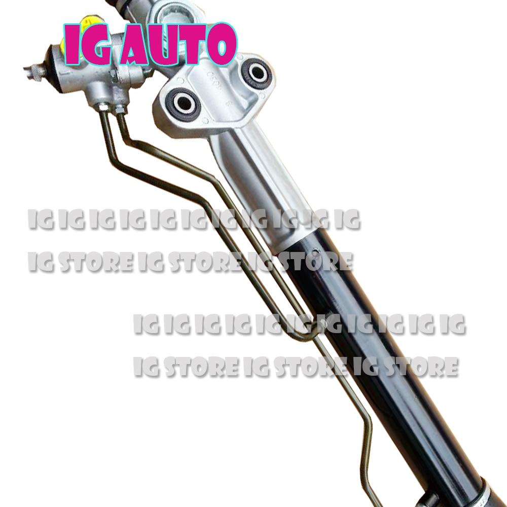 Brand New Power Steering Gear Rack For Mitsubishi Pajero Montero Shogun 3 III Left Hand Drive 2000 2006 MR374892 MR554233